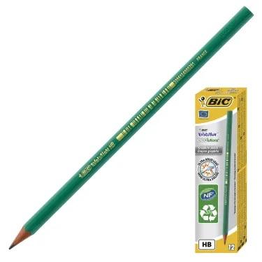 Олівець BIC Evolution пластиковий