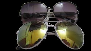 Окуляри сонцезахисні чоловічі/жіночі КАПЛІ. Фото 3