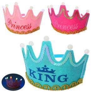 Обруч корона світ