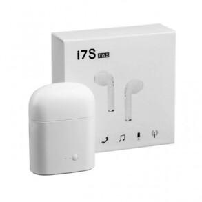 Навушники в коробці i7S. Фото 2