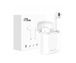 Навушники в коробці i7S