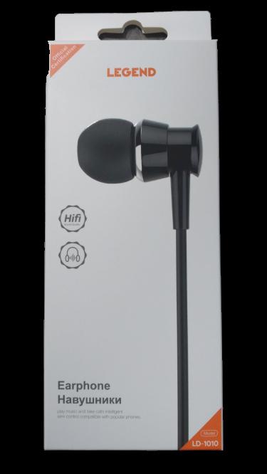 Навушники LEGEND LD-1010