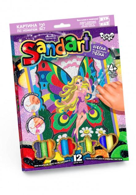 Набір для творчості Фреска із піску Sand Art SA-01-01-10