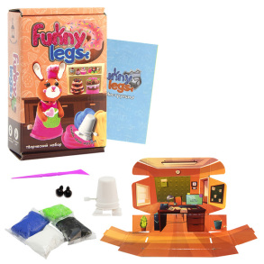 Набір для творчості Funny legs 30708/30711 STRATEG. Фото 2