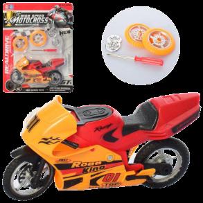 Мотоцикл інерційний 8968-1