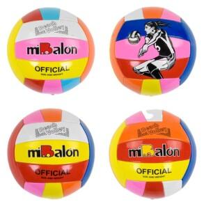 М'яч волейбольний C 40072 PVC. Фото 2