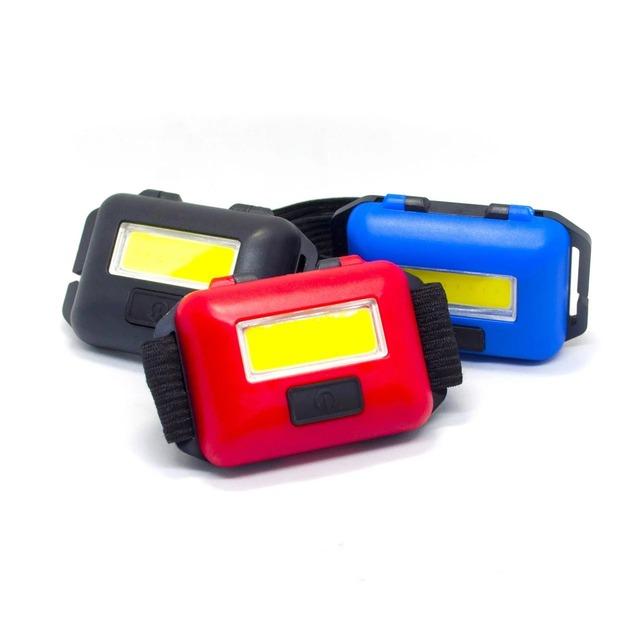 Ліхтарик HEADLAMP T89