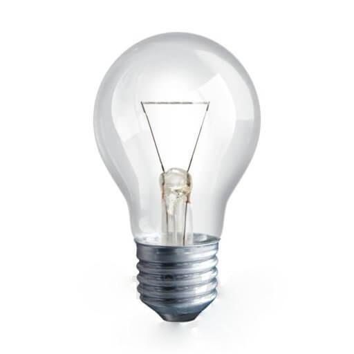Лампочка Іскра 60