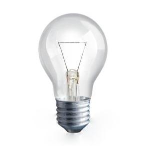 Лампочка Іскра 40. Фото 2