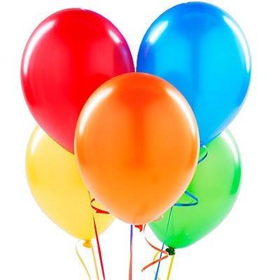 Кульки повітряні стандарт 20 шт/уп 12