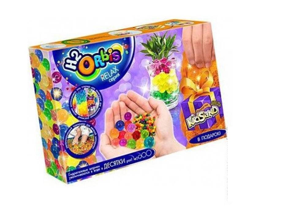 Кульки біогель RELAX BOX  H2Orbis RLX-01-01U,02U,03U,04U