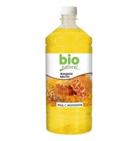 Крем-мило BIO Мед з молоком 1000мл