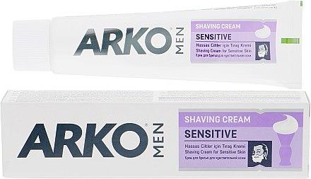 Крем для гоління ARKO MEN SENSATIVE 65г