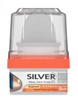 Крем для взуття Silver безколірний