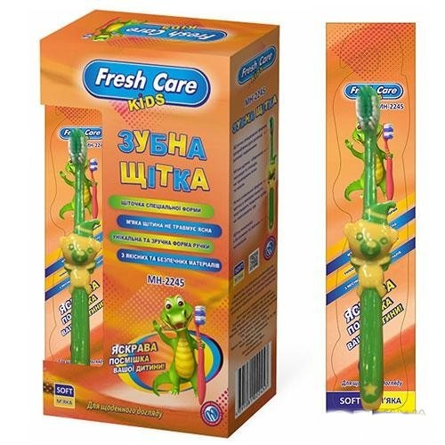 Зубна щітка Fresh care дитяча 2245