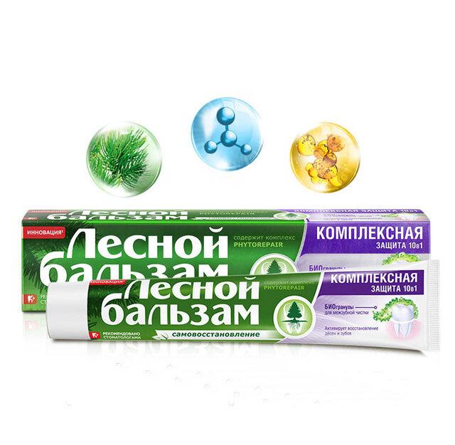 Зубна паста Рецепти Здоров'я 50мл