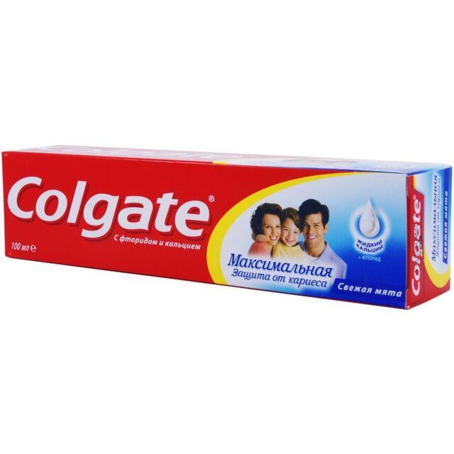 Зубна паста Colgate  100мл