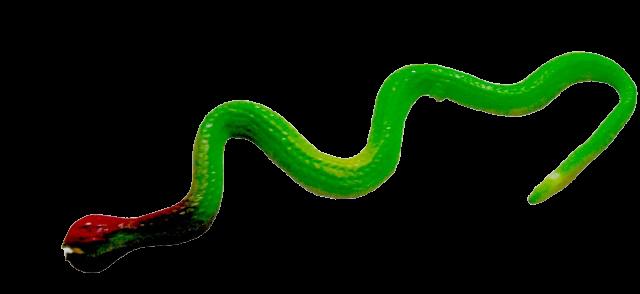 Змія силіконова мала 0842