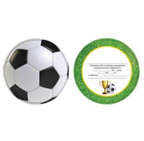 Запрошення Футбол F161615. Фото 2