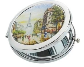 Дзеркало розкладне Париж 7см. Фото 2