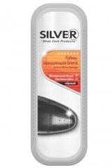 Губка для взуття Silver чорна. Фото 2