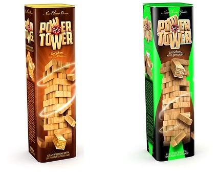 Гра розвиваюча настільна POWER TOWER