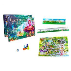 Гра настільна Чарівний ліс 30215 STRATEG. Фото 2