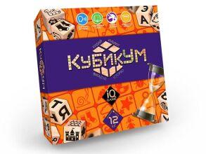Гра настільна КубикУм G-KU-01