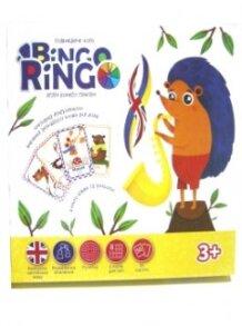 Гра настільна BINGO RINGO GBR-01-01ЕU. Фото 2