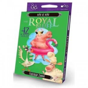 Гра карткова The ROYAL BLUFF  RBL-01-01U/02U