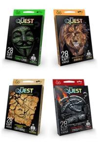 Гра карткова Best Quest BQ-01-01/04. Фото 2