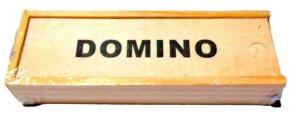 Гра Доміно деревяне. Фото 2