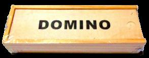 Гра Доміно деревяне