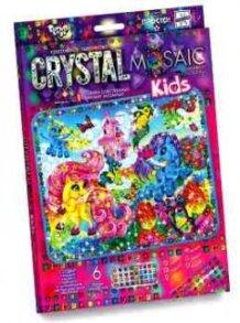 Гра CRYSTAL MOSAIC KIDS KRMk-01-01/10