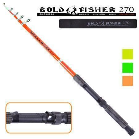 Вудочка Bold Fisher 2.7м