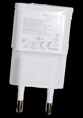 Вилка-зарядка USB