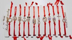 Браслет нитка Fashion Jewelry 892. Фото 2