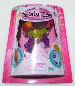 Браслет - фігурка Twisty Zoo
