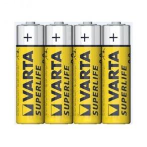 Батарейки VARTA SURERLIFE R6 4шт в плівці