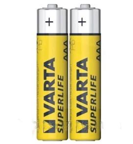 Батарейки VARTA SURERLIFE R3 2шт в плівці. Фото 2