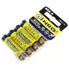 Батарейки I-NRG Extra R3 4шт