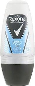 Антиперспірант ролик Rexona Men Cobalt Dry 50мл