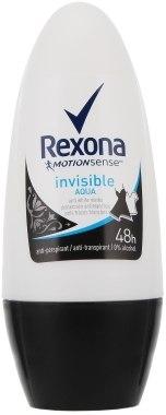 Антиперспірант ролик Rexona invisible aqua 50мл