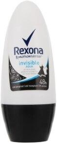 Антиперспірант ролик Rexona invisible aqua 50мл. Фото 2