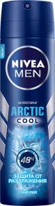 Антиперспірант спрей NIVEA MEN Artic Cool 150мл