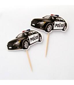 Шпажки Поліція F9035914. Фото 2