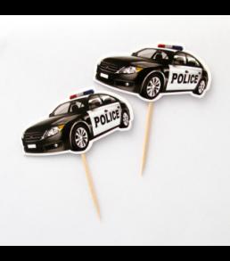 Шпажки Поліція F9035914