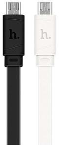 Шнур для зарядки Android Hoco Х5 1м білий