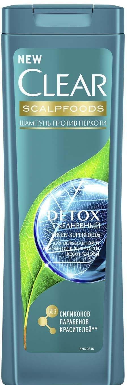 Шампунь CLEAR DETOX 200мл