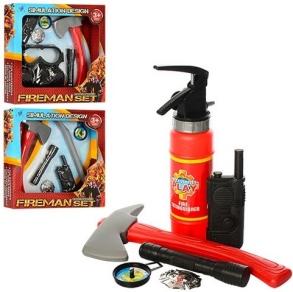 Пожежний набір 801-02-03